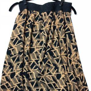 LLR Lola Midi Skirt - NWT